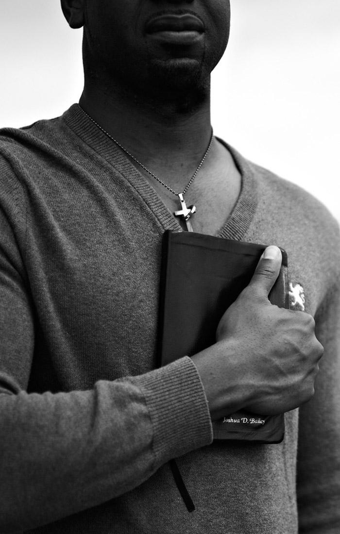 Image man bible